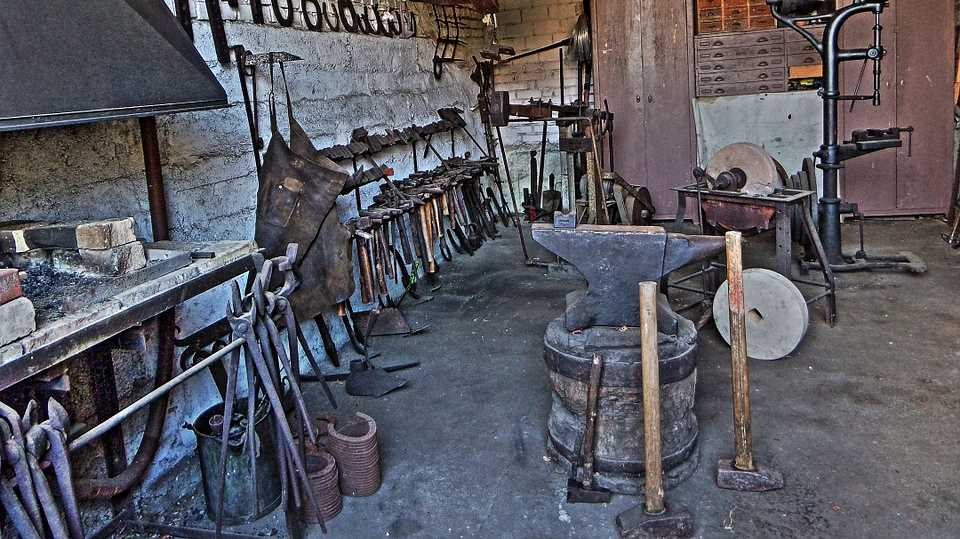 104 Blacksmithing Tools The Ultimate Guide