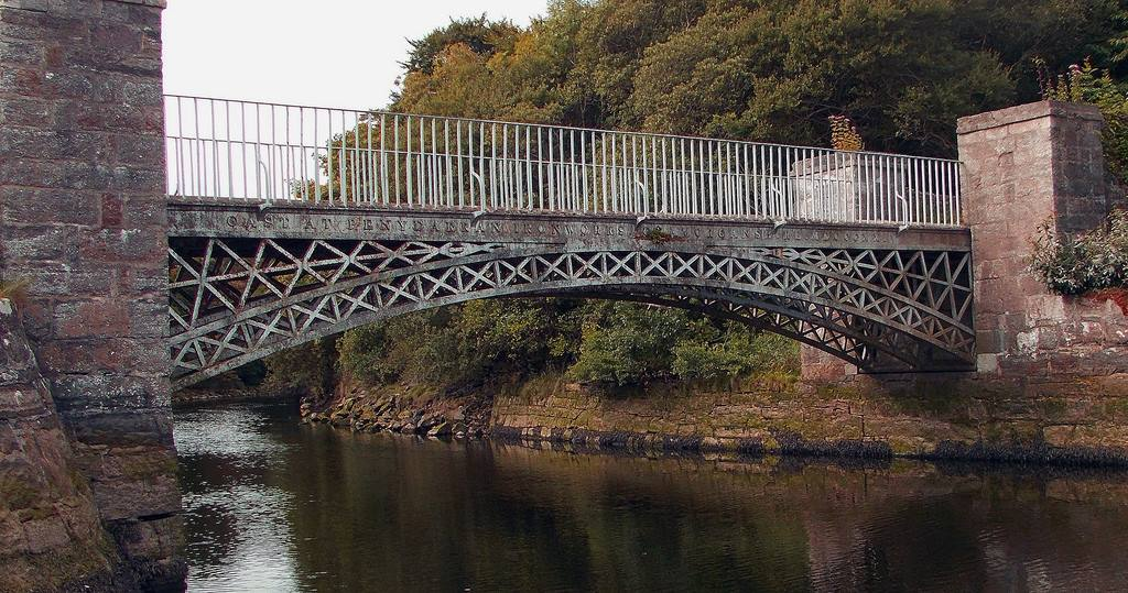 Cast Iron Bridge